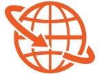 海外160社以上へのネットワーク