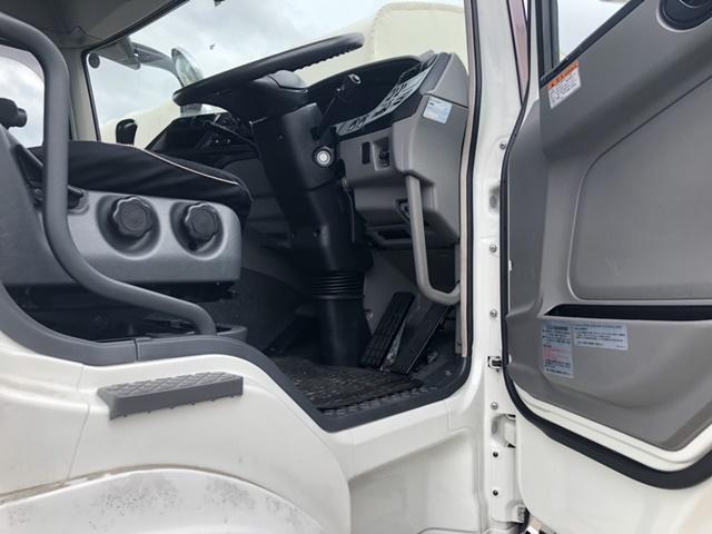 トラックのエアブレーキ